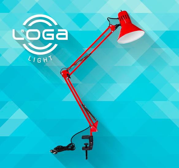 Лампа-струбцина (TM LOGA ® Light) L-700