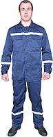 Костюм рабочий сигнальный, униформа для спасателей, одежда из светоотражающими полосами