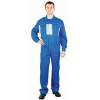 Костюм Новатор, одежда для автосервиса, куртка и полукомбинезон рабочий, спецодежда