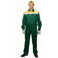 Спецодежда, рабочий костюм, униформа мужская