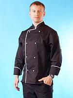 Комплект поварской (Китель, фартук, брюки, колпак) мужской, женский. Пошив