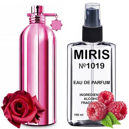 Духи MIRIS №1019 (аромат похож на Montale Pink Extasy) Женские 100 ml, фото 2