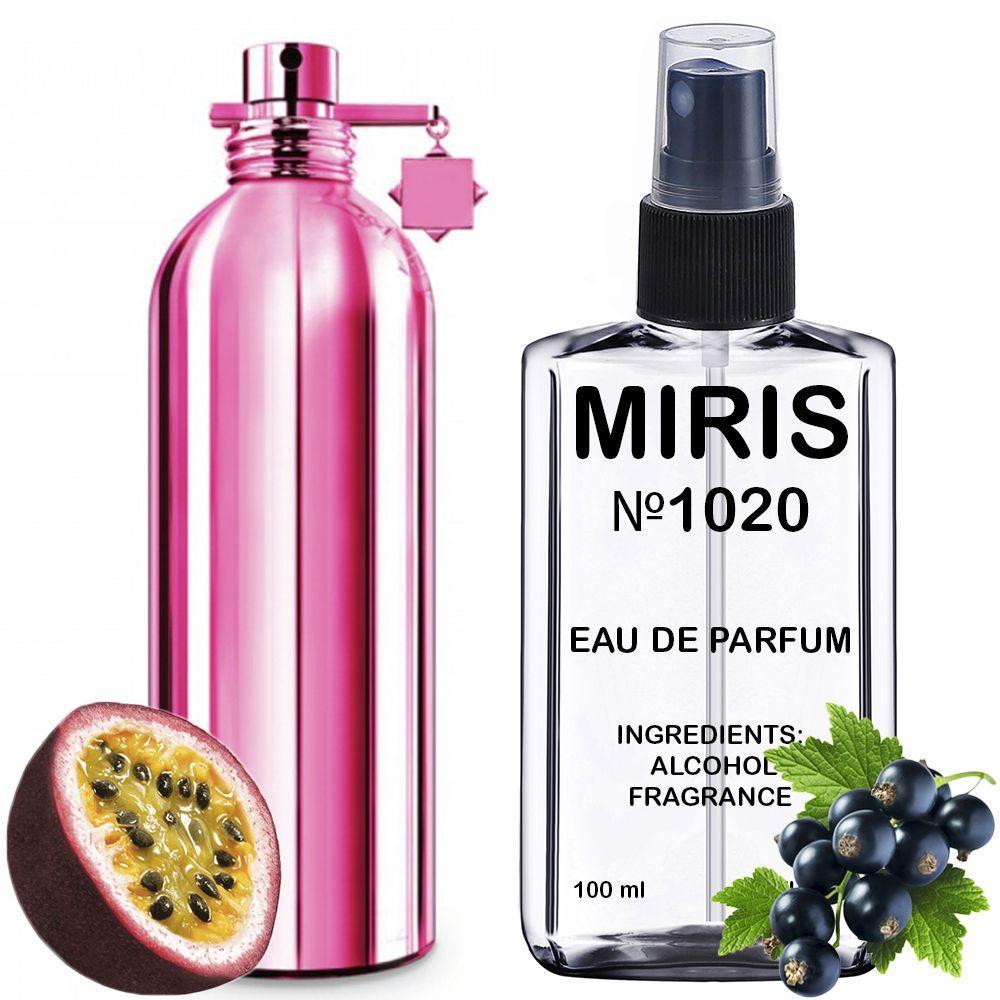 Духи MIRIS №1020 (аромат похож на Montale Pretty Fruity) Унисекс 100 ml