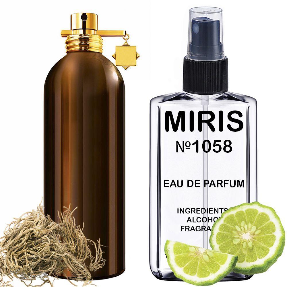Духи MIRIS №1058 (аромат схожий на Montale Boise Fruite) Унісекс 100 ml