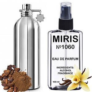 Духи MIRIS №1060 (аромат похож на Montale Chocolate Greedy) Унисекс 100 ml