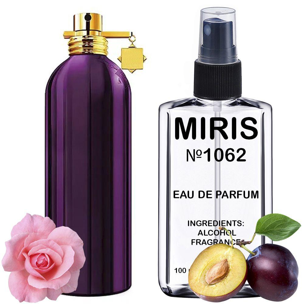 Духи MIRIS №1062 (аромат похож на Montale Dark Purple) Женские 100 ml