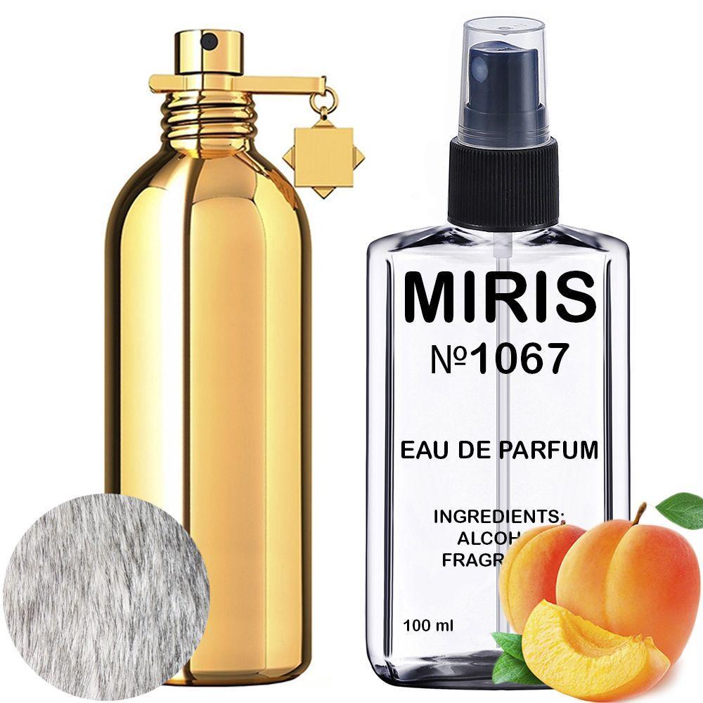 Духи MIRIS №1067 (аромат похож на Montale Pure Gold) Женские 100 ml