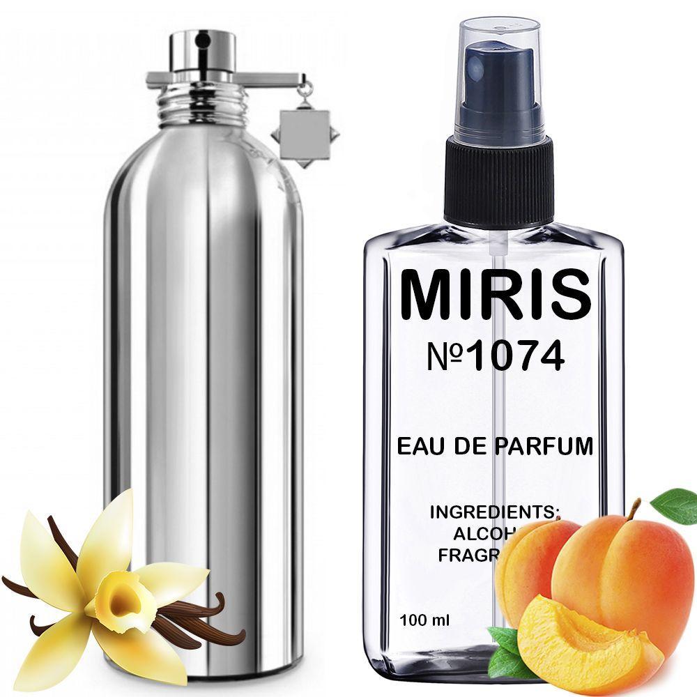 Духи MIRIS №1074 (аромат похож на Montale Vanilla Extasy) Женские 100 ml