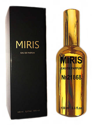 Духи MIRIS Premium №21868 (аромат похож на Chanel Allure Homme Sport) Мужские 100 ml, фото 2