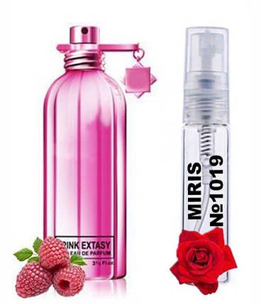 Пробник Духів MIRIS №1019 (аромат схожий на Montale Pink Extasy) Жіночий 3 ml, фото 2