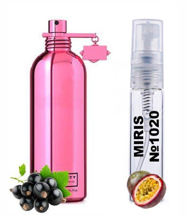 Пробник Духів MIRIS №1020 (аромат схожий на Montale Pretty Fruity) Унісекс 3 ml