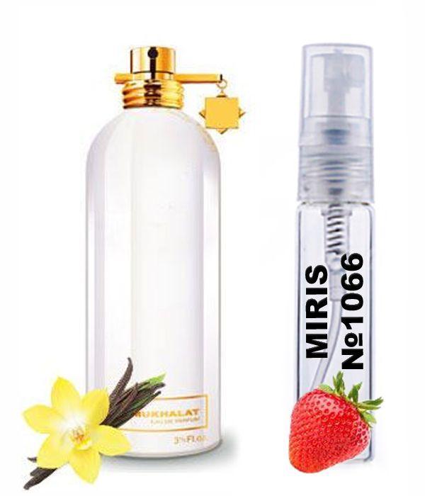 Пробник Духов MIRIS №1066 (аромат похож на Montale Mukhallat) Унисекс 3 ml