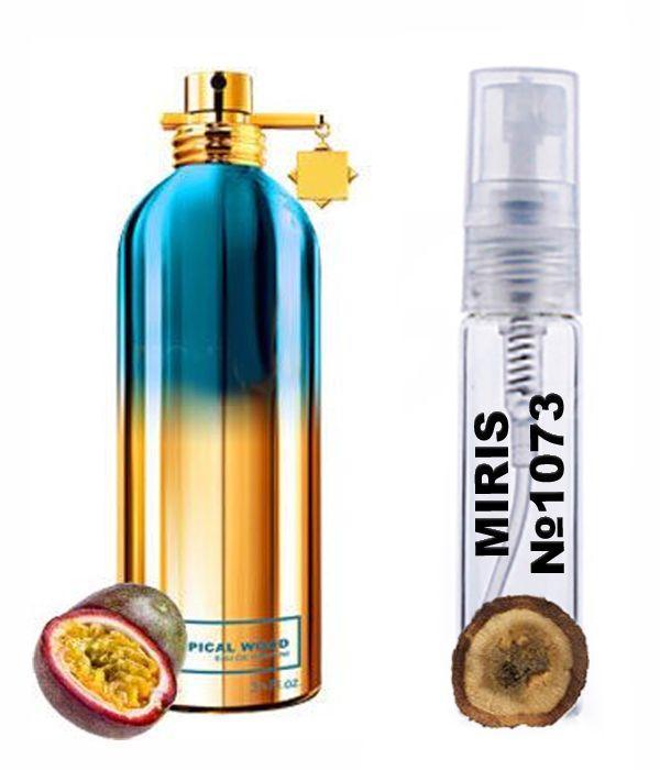 Пробник Духов MIRIS №1073 (аромат похож на Montale Tropical Wood) Унисекс 3 ml