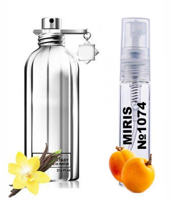 Пробник Духів MIRIS №1074 (аромат схожий на Montale Vanilla Extasy) Жіночий 3 ml