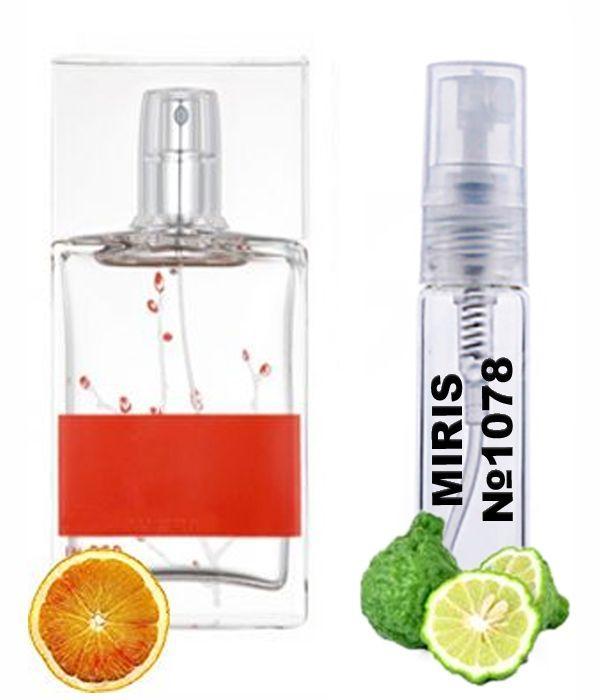 Пробник Духов MIRIS №1078 (аромат похож на Armand Basi In Red 2002) Женский 3 ml