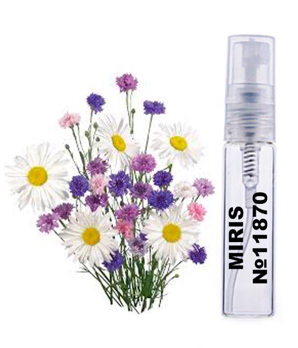Пробник Духів MIRIS №11870 Wildflower (Аромат Польових Квітів) Унісекс 3 ml