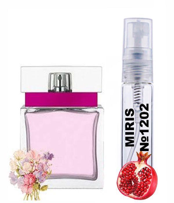 Пробник Духов MIRIS №1202 (аромат похож на Angel Schlesser So Essential) Женский 3 ml