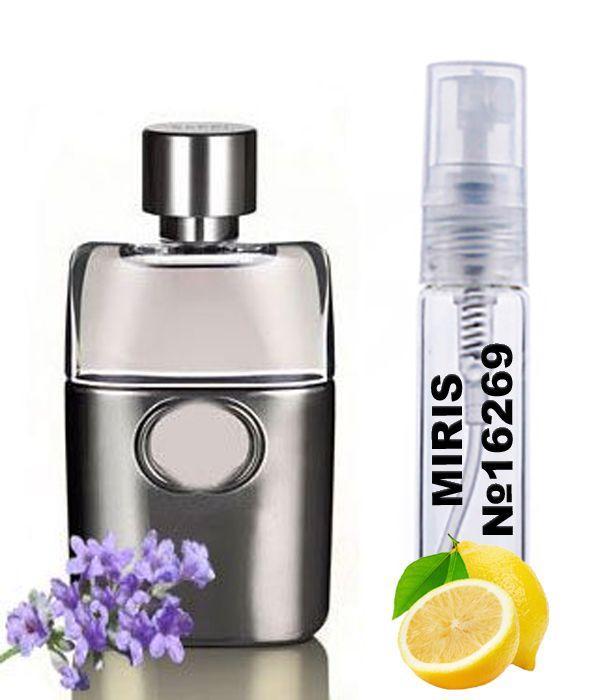 Пробник Духов MIRIS №16269 (аромат похож на Gucci Guilty Pour Homme) Мужские 3 ml