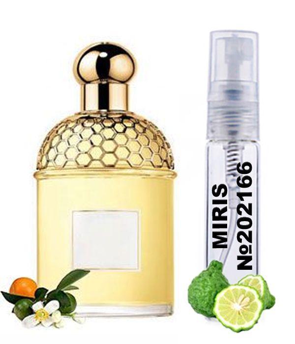 Пробник Духів MIRIS №202166 (аромат схожий на Guerlain Aqua Allegoria Bergamote Calabria) Жіночий 3 ml