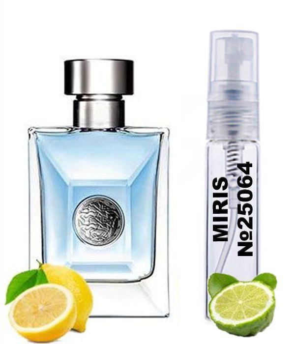 Пробник Духів MIRIS №25064 (аромат схожий на Versace Pour Homme) Для Чоловіків 3 ml
