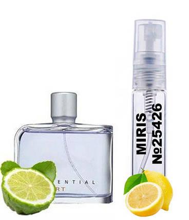 Пробник Духов MIRIS №25426 (аромат похож на Lacoste Essential Sport) Мужские 3 ml, фото 2