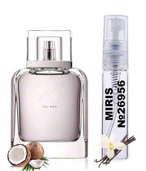 Пробник Духов MIRIS №26956 (аромат похож на Calvin Klein Eternity Now For Men) Мужские 3 ml