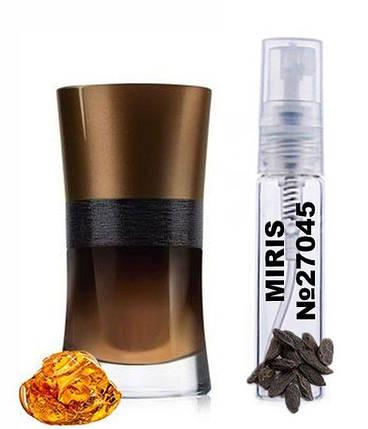 Пробник Духов MIRIS №27045 (аромат похож на Armani Code Profumo) Мужские 3 ml, фото 2