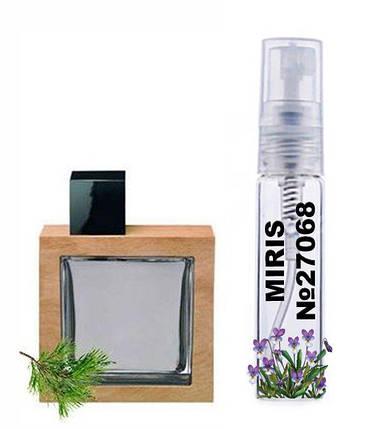 Пробник Духів MIRIS №27068 (аромат схожий на Dsquared2 He Wood) Для Чоловіків 3 ml, фото 2