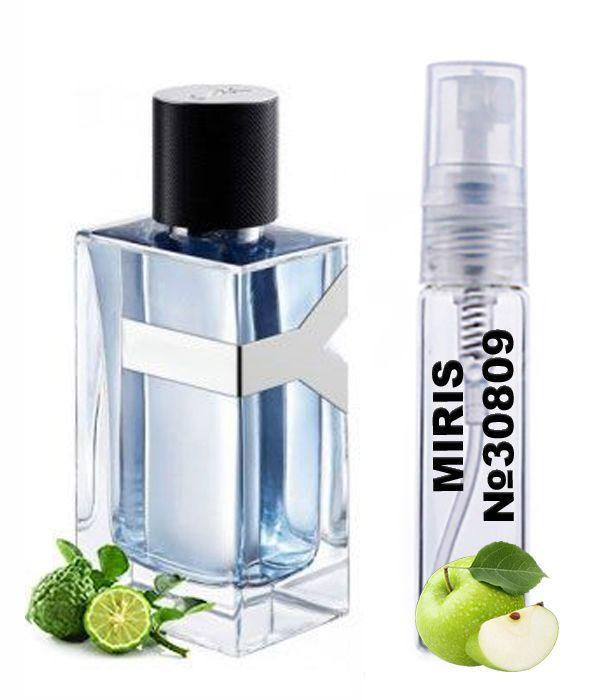 Пробник Духов MIRIS №30809 (аромат похож на Yves Saint Laurent Y Pour Homme) Мужские 3 ml