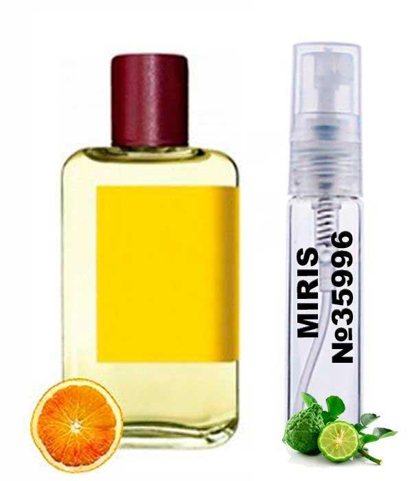Пробник Духів MIRIS №35996 (аромат схожий на Atelier Cologne Bergamote Soleil) Унісекс 3 ml