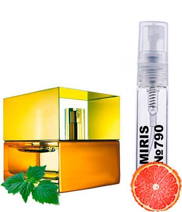 Пробник Духов MIRIS №790 (аромат похож на Shiseido Zen Eau De Parfum) Женский 3 ml