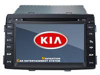 Штатная магнитола Kia Sorento 2002-2011 Witson W2-D9517K