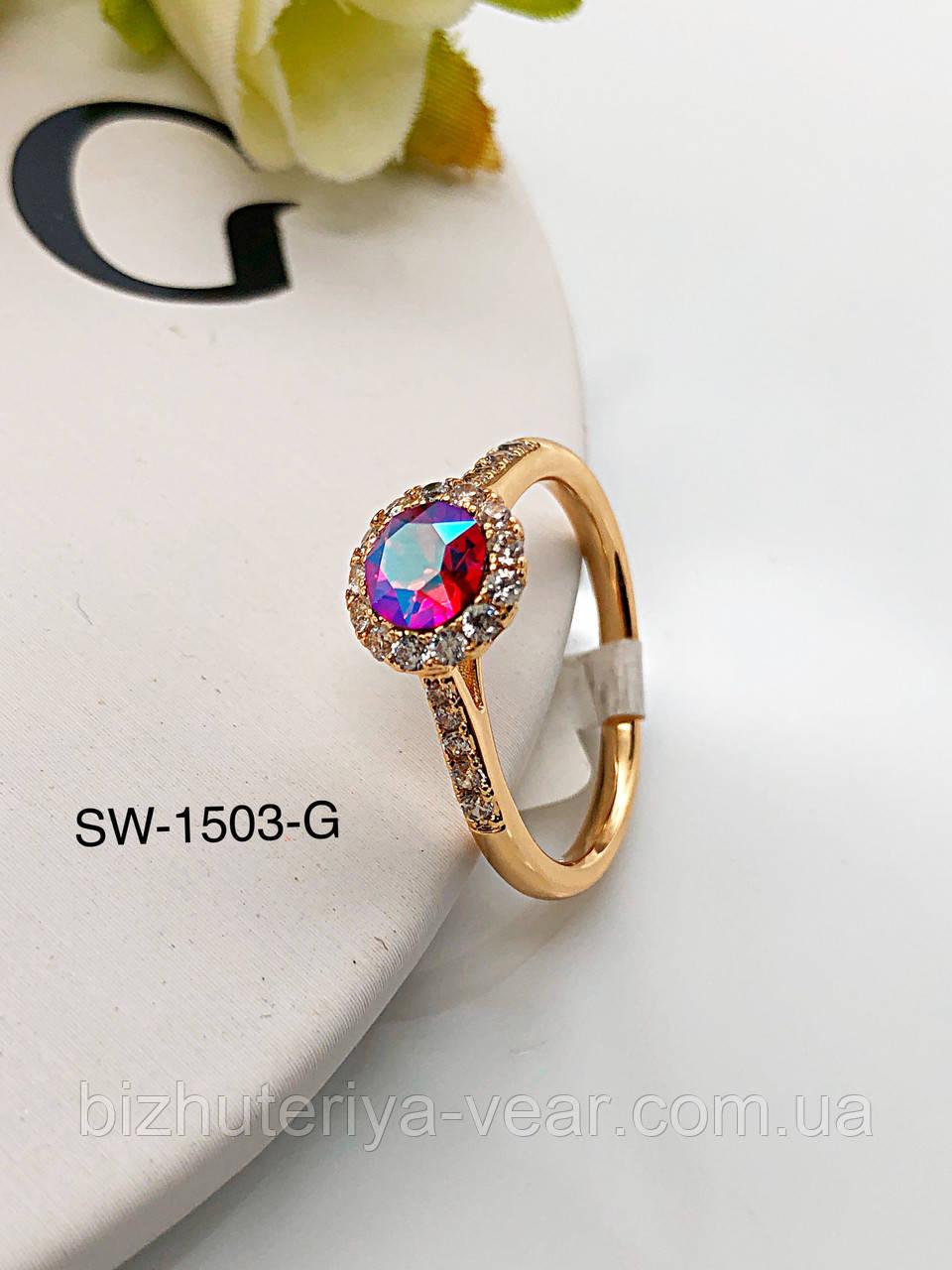 КОЛЬЦО XUPING SWAROVSKI Sw-1503(7,8)