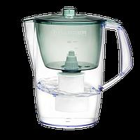 Фильтр-кувшин очиститель для воды «Норма» 3,6л Барьер (малахит)