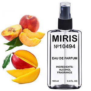 Духи MIRIS №10494 Mango Peach (Аромат Манго и Персика) Унисекс 100 ml