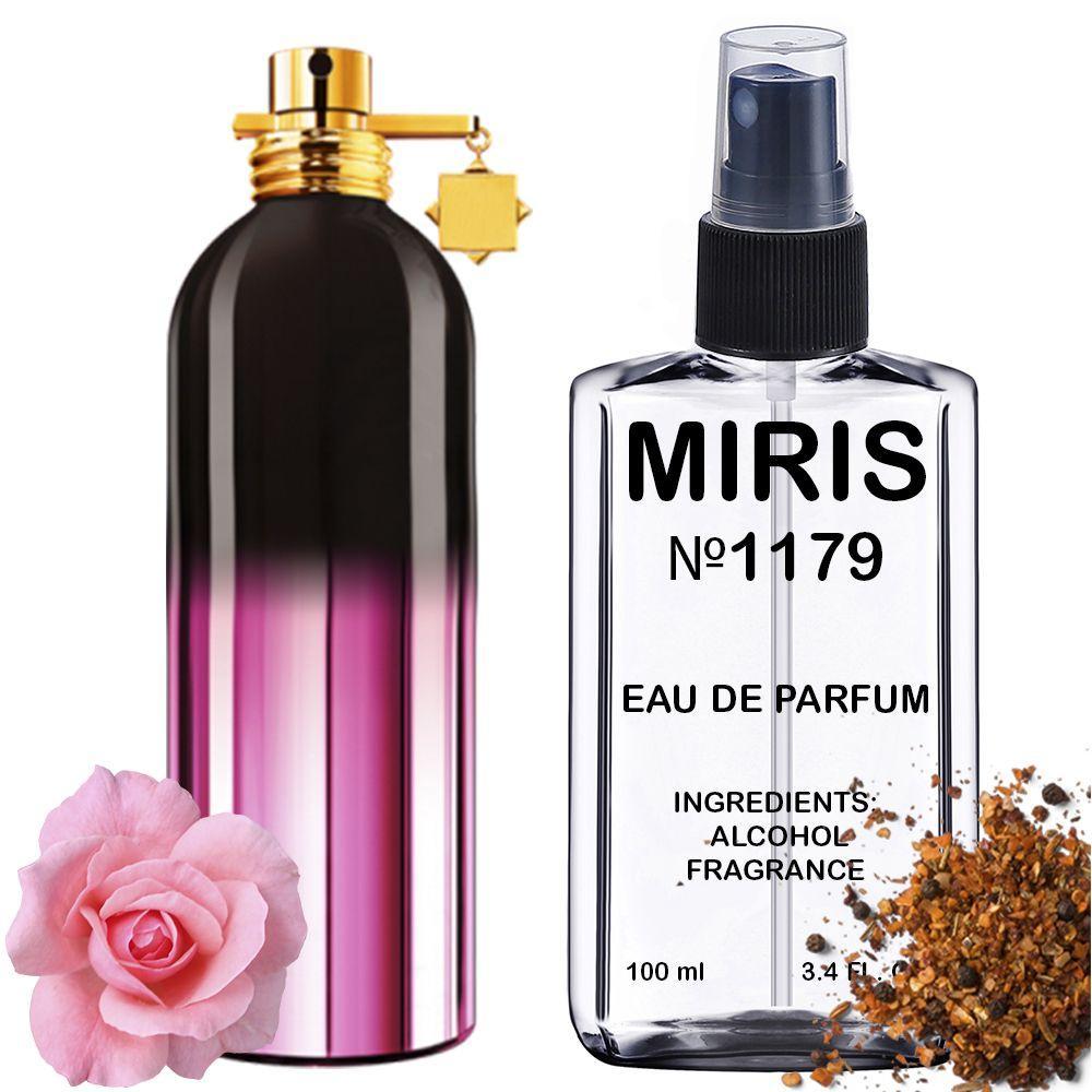 Духи MIRIS №1179 (аромат похож на Montale Golden Sand) Унисекс 100 ml