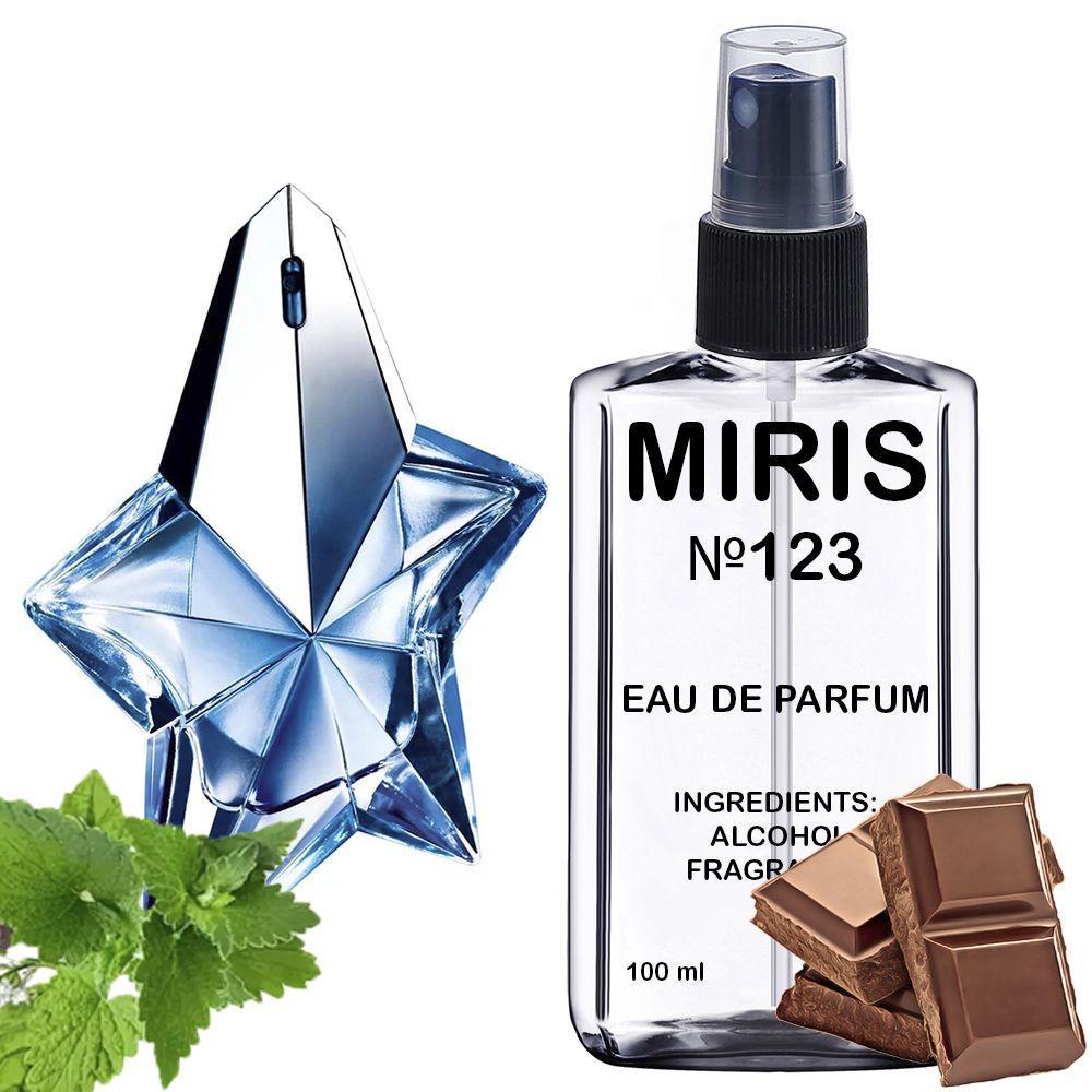 Духи MIRIS №123 (аромат похож на Thierry Mugler Angel) Женские 100 ml