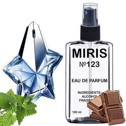 Духи MIRIS №123 (аромат похож на Thierry Mugler Angel) Женские 100 ml, фото 2