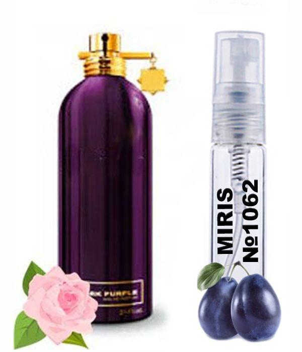 Пробник Духов MIRIS №1062 (аромат похож на Montale Dark Purple) Женский 3 ml