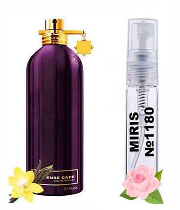 Пробник Духов MIRIS №1180 (аромат похож на Montale Intense Cafe) Унисекс 3 ml, фото 2