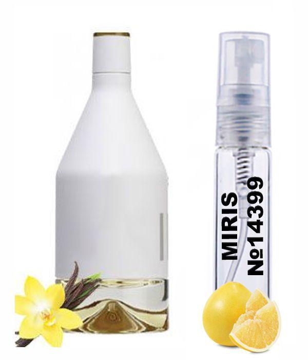 Пробник Духов MIRIS №14399 (аромат похож на Calvin Klein CK IN2U For Her) Женский 3 ml