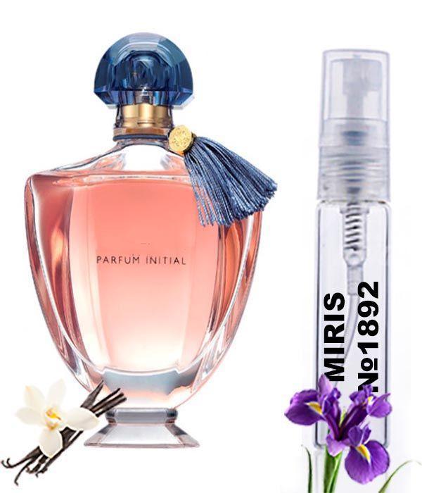 Пробник Духов MIRIS №1892 (аромат похож на Guerlain Shalimar Parfum Initial) Женский 3 ml