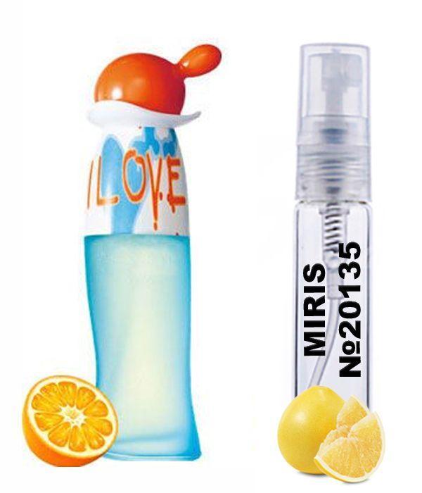 Пробник Духов MIRIS №20135 (аромат похож на Moschino I Love Love) Женский 3 ml