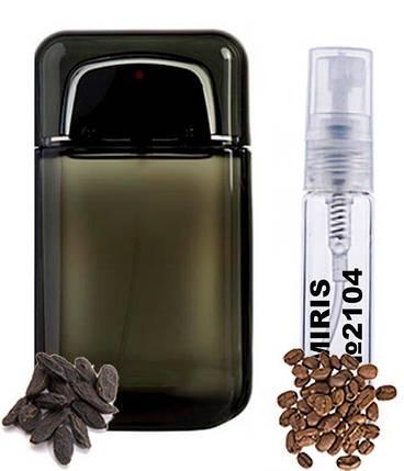 Пробник Духів MIRIS №2104 (аромат схожий на Givenchy Play Intense Men) Чоловічі 3 ml, фото 2