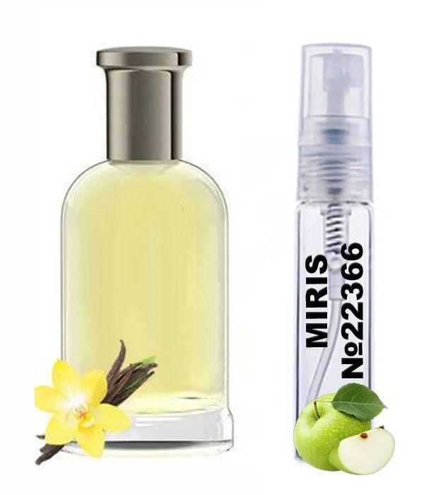 Пробник Духов MIRIS №22366 (аромат похож на Hugo Boss Boss Bottled №6) Мужские 3 ml