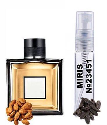 Пробник Духів MIRIS №а. 23451 (аромат схожий на Guerlain l'homme Ideal) Чоловічі 3 ml, фото 2