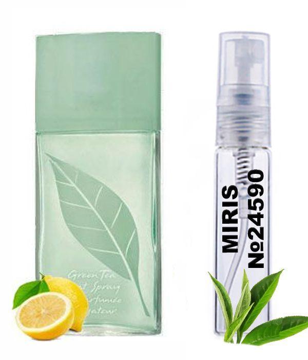 Пробник Духів MIRIS №24590 (аромат схожий на Elizabeth Arden Green Tea) Жіночий 3 ml