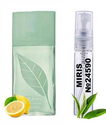 Пробник Духів MIRIS №24590 (аромат схожий на Elizabeth Arden Green Tea) Жіночий 3 ml, фото 2