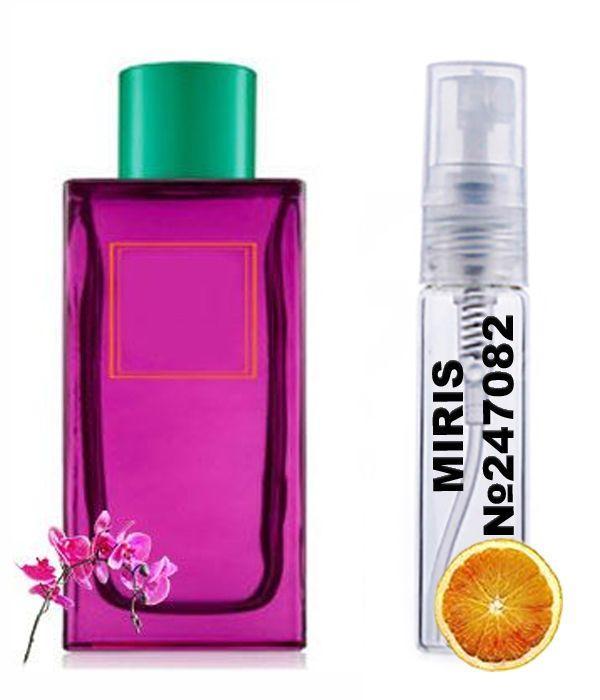 Пробник Духов MIRIS №247082 (аромат похож на Jo Malone London Cattleya Flower Body Mist) Унисекс 3 ml