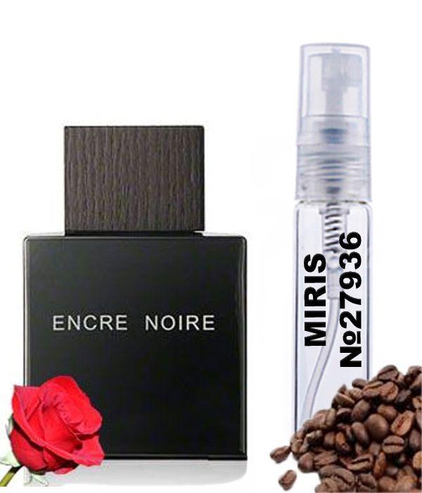 Пробник Духов MIRIS №27936 (аромат похож на Lalique Encre Noire Pour Homme) Мужские 3 ml